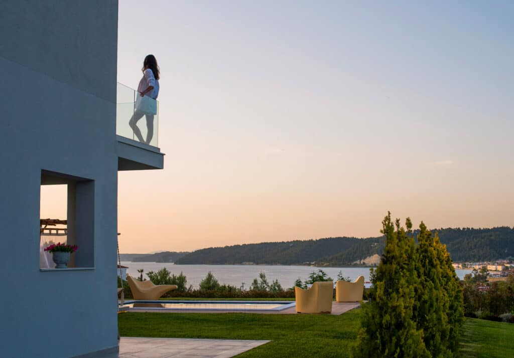 Your private luxury paradise in Kassandra Chalkidiki