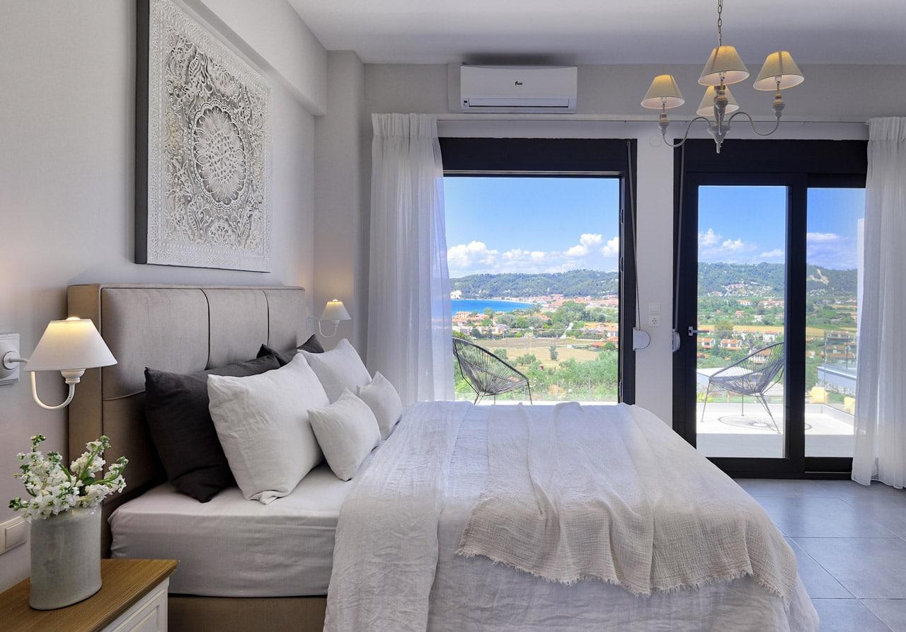 soleado luxury villas private garden pool premium exclusive bedroom